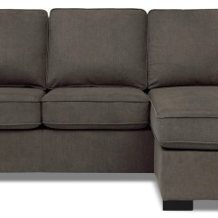 Sofa Bed In Sale Michael Amini Leather Sofas Milo 2 Piece Linen Look Fabric Sectional Gravel The Brick Tap To Expand On