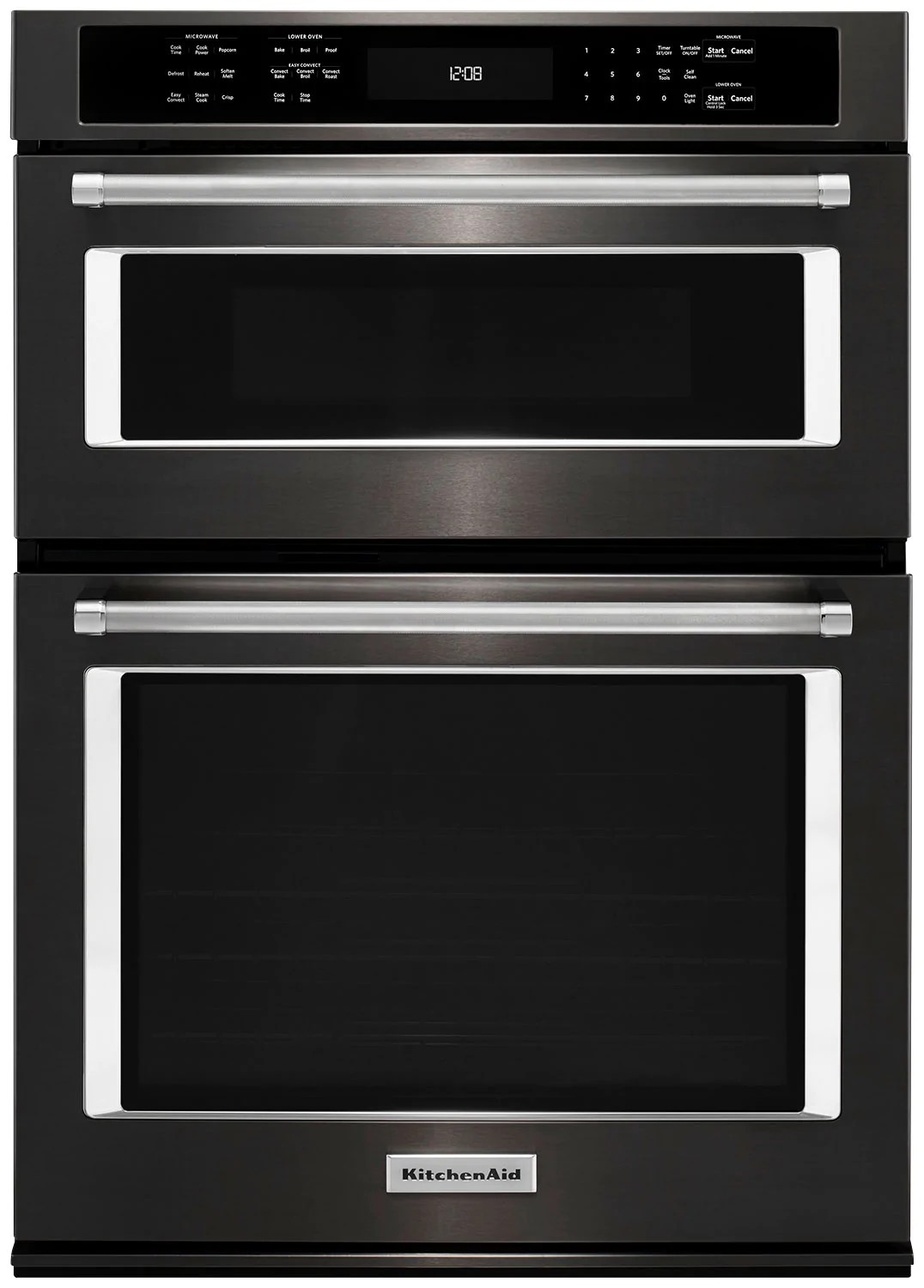 kitchen aid ovens roll away island kitchenaid 27 combination wall oven with even heat true convectio tap to expand