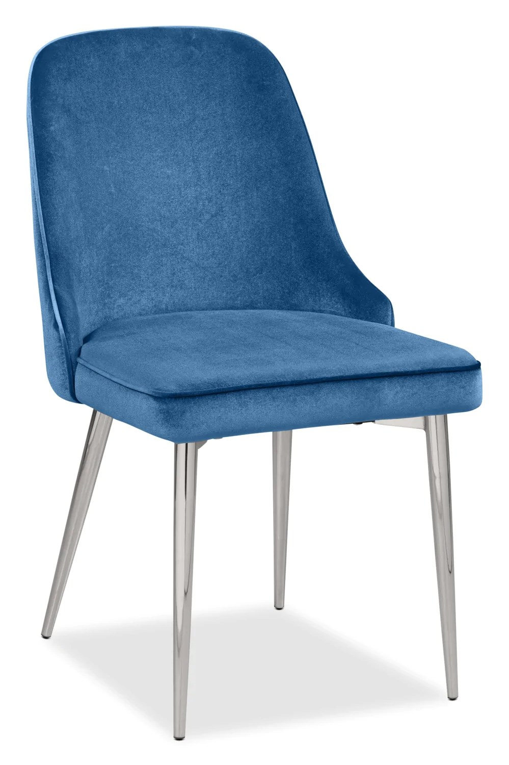 Blue Dining Chairs Manhattan Dining Chair Blue