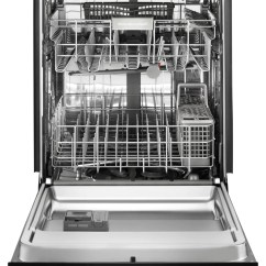 Kitchen Aide Dishwasher Table For Two Kitchenaid With Prodry System And Printshield Finish Previous Next