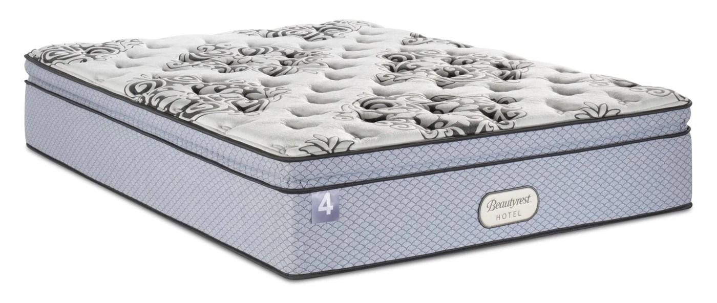 beautyrest hotel 4 pillowtop full mattress