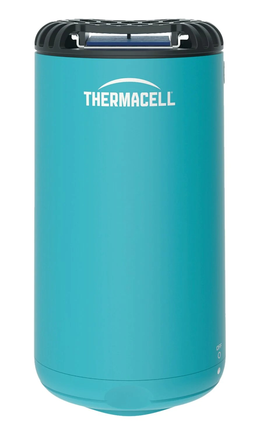 thermacell patio shield mosquito repeller blue