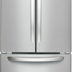 Kitchen Suite Deals Hood Filters The Brick Lg 24 Cu Ft French Door Refrigerator With Smart Cooling System Stainless Steel
