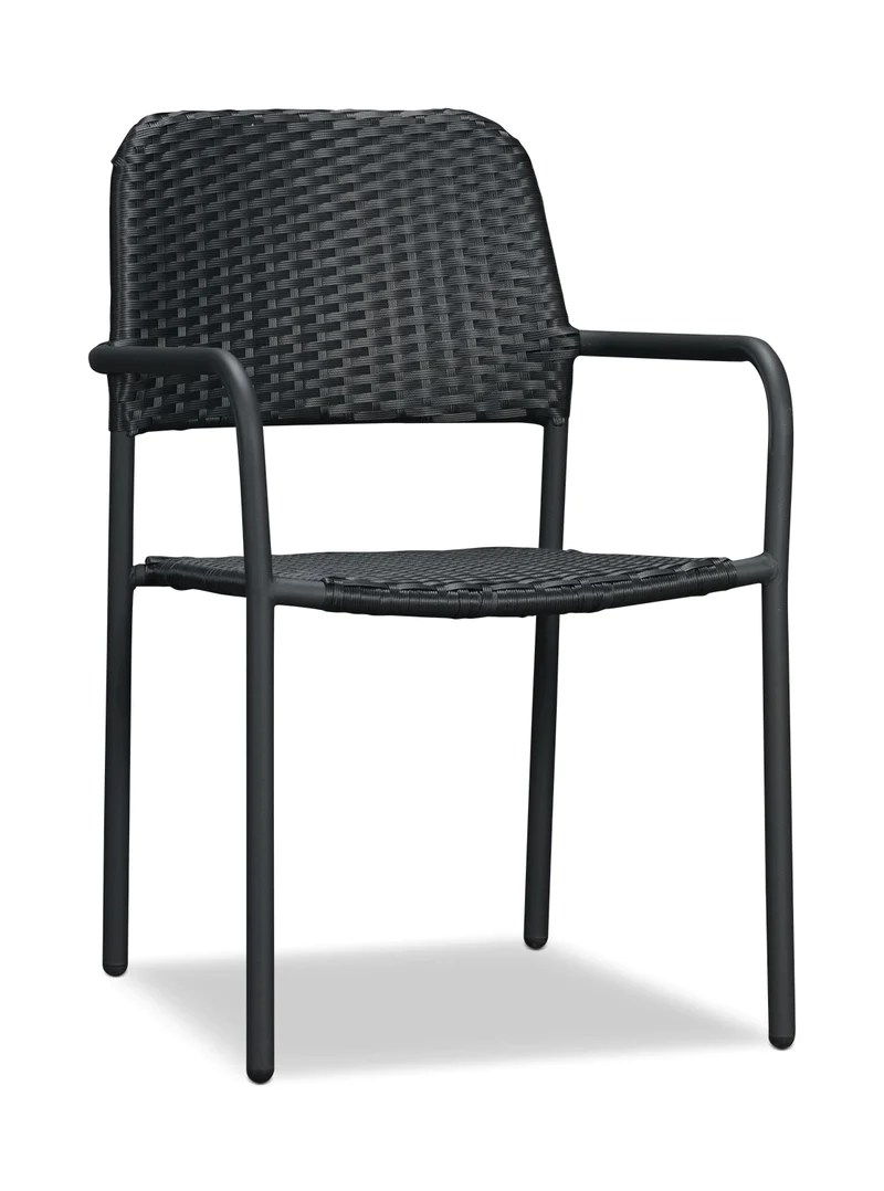 hanging chair edmonton revolving base price in india outdoor and patio the brick sindal bistro chaise
