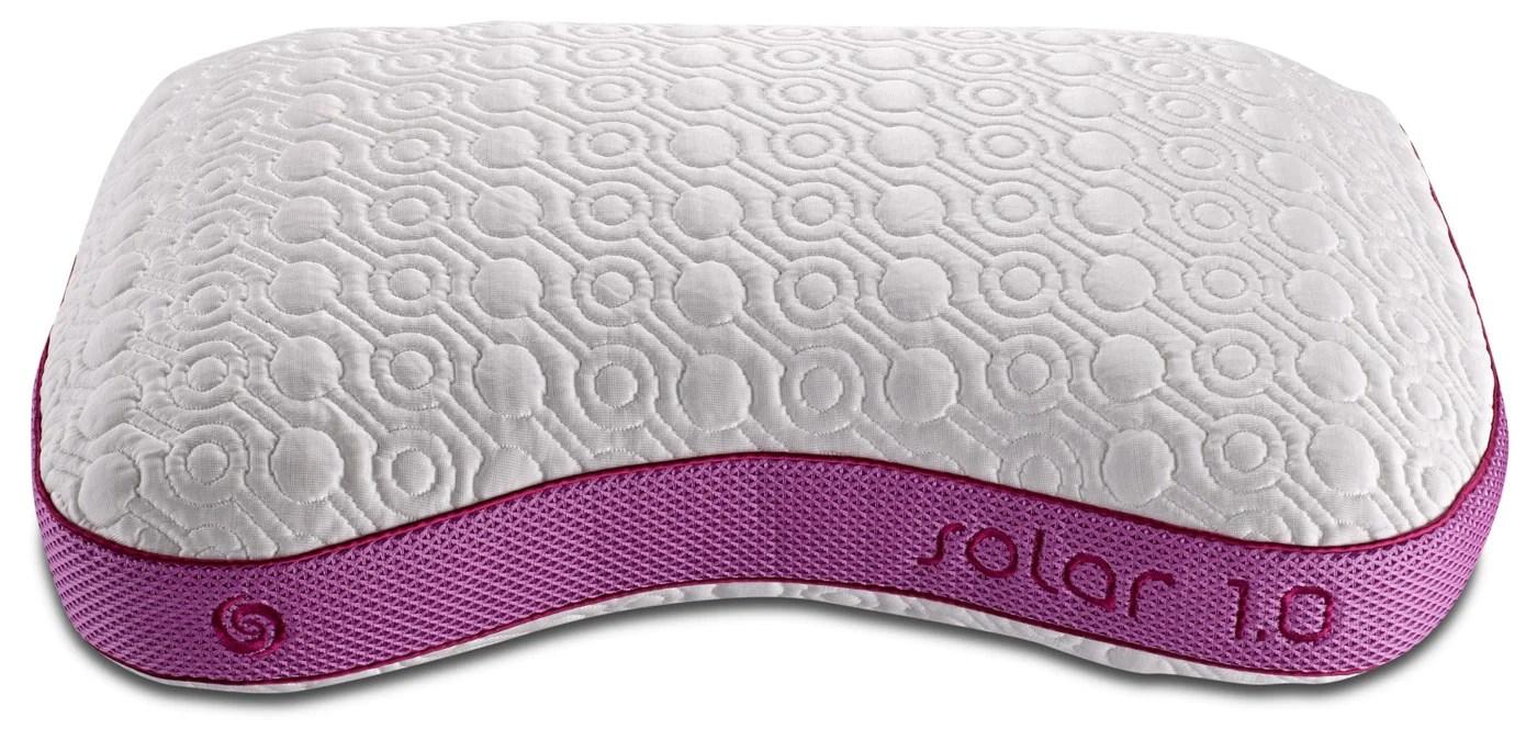 bedgear solar performance pillow stomach sleeper