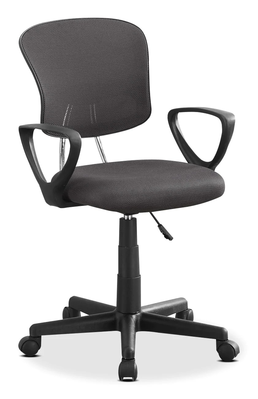 Work Chair Mika Office Chair Grey
