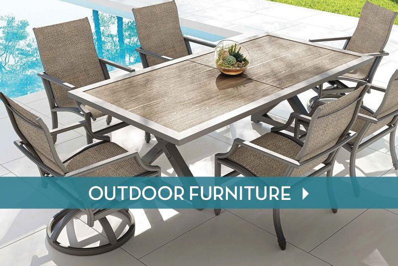 outdoor furniture decor in canada