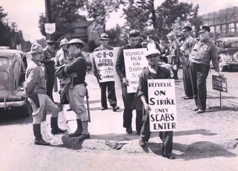 Today in Labor History | IAM Local 1487