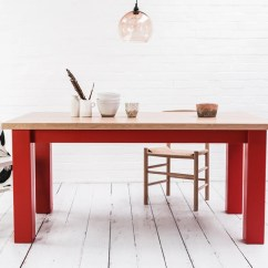 Oak Kitchen Tables French Towels Farmhouse Table Furniture Company Prime Dining