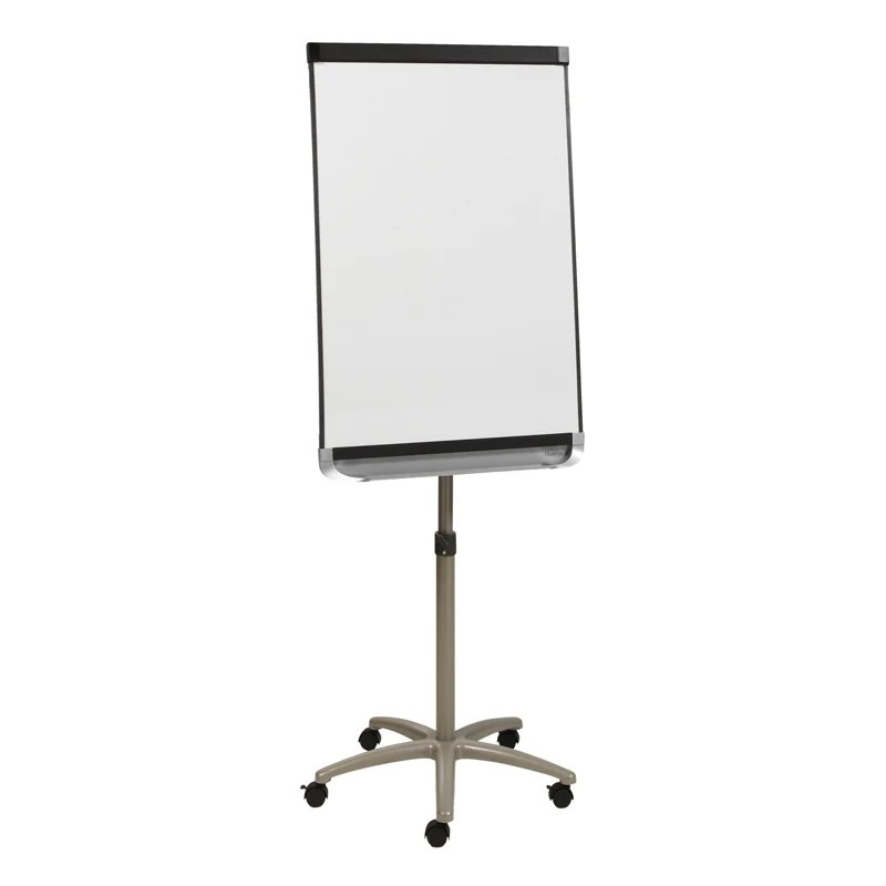 Adjustable height magnetic whiteboard flipchart easel  board also hgt ultimate office rh ultimateoffice