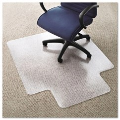 Clear Chair Mat Sam S Club Lawn Chairs Cleated Low Pile Carpet Ultimate Office For