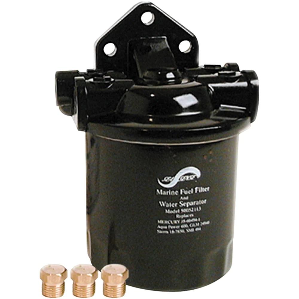 medium resolution of fuel filter water separator kit