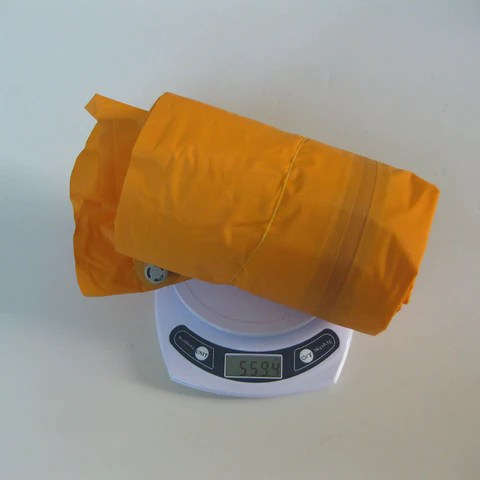 Backpacking Sleeping Mat Air Mattress 7.5cm Thick R Value ...