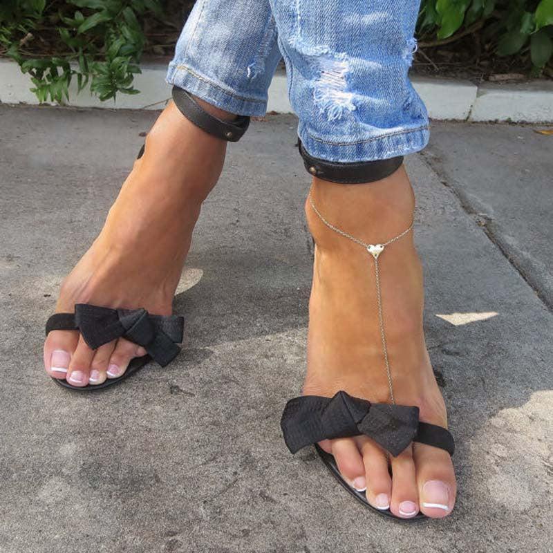 Foot Ankle Bracelet Chain