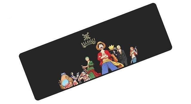 tapis de souris one piece mugiwara heros