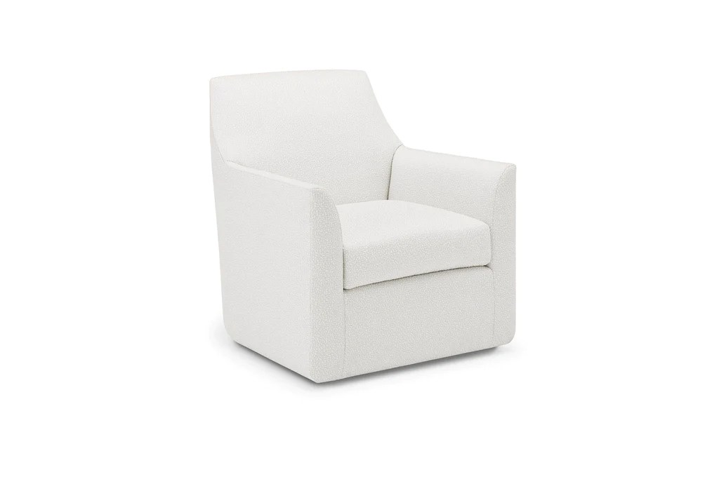 swivel upholstered chairs chair cover hire norfolk camille lounge quintus