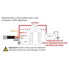 Cx Lighting Control Panel Wiring Diagram 2000 Bmw 323i Stereo Marine Switches Plashlights Mini Led 15 Amp Switch