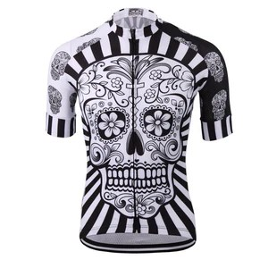 White Skull Jersey - Tauren Shop