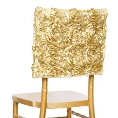 Chiavari Chair Covers Ebay Living Spaces Dining Chairs 50 Grandiose Rosette Cap Wedding Reception