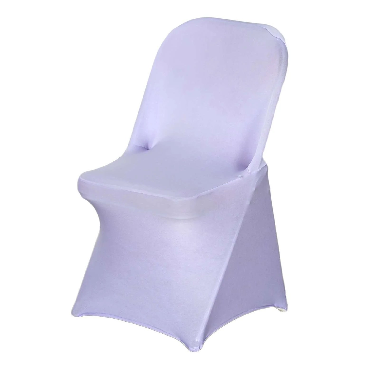 wholesale folding chair covers for sale fishing roving lavender spandex stretch cover wedding party