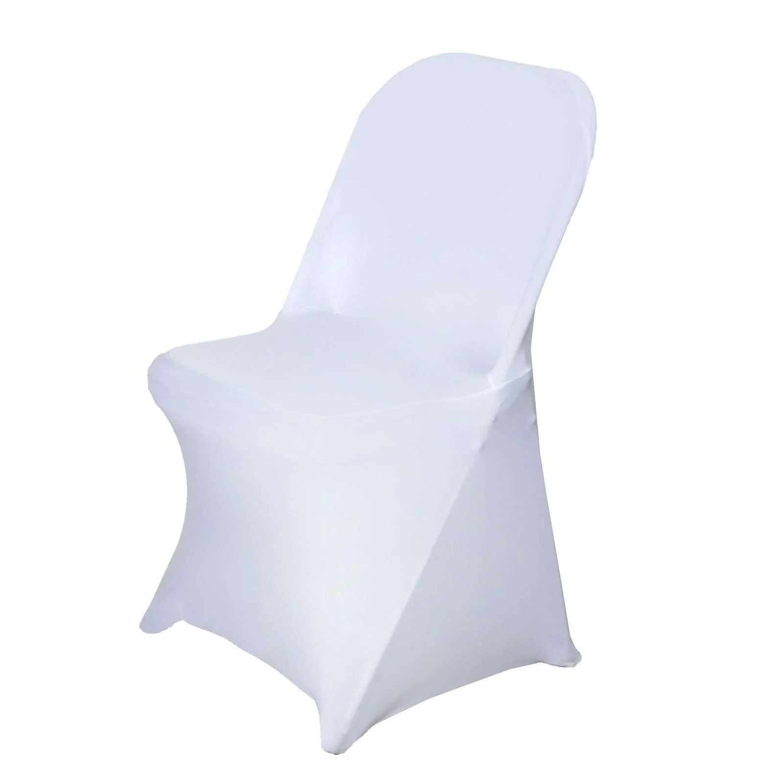 wholesale folding chair covers for sale jf white spandex stretch cover wedding party