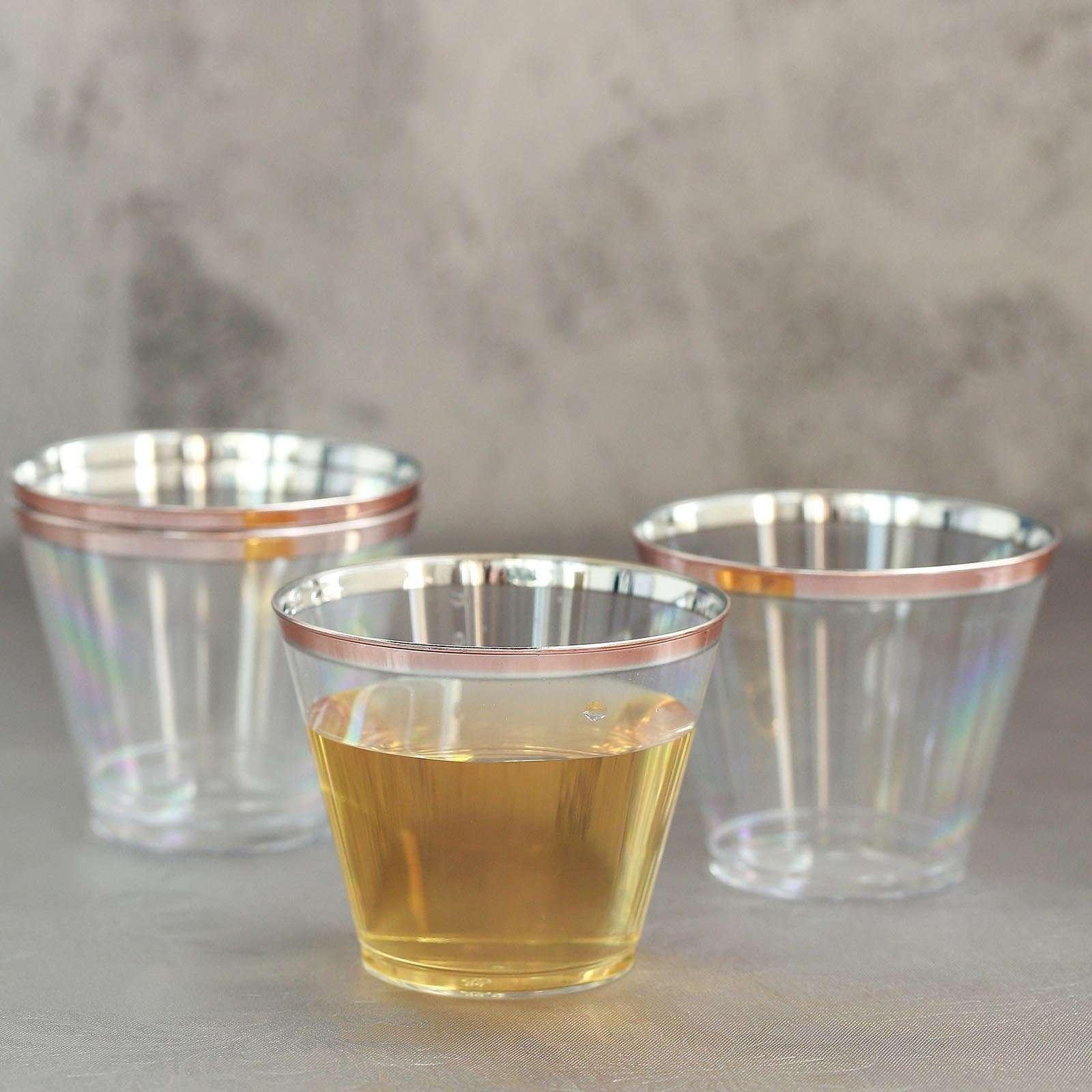 plastic cups disposable 10