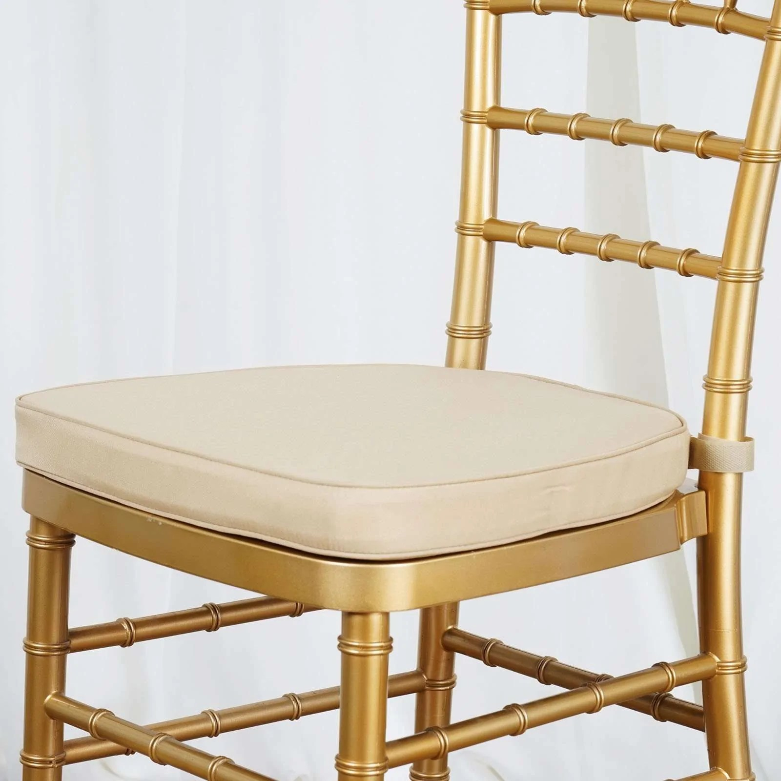 chiavari chairs wholesale two person rocking chair 2 thick gold cushion for beechwood party wood resin event decoration
