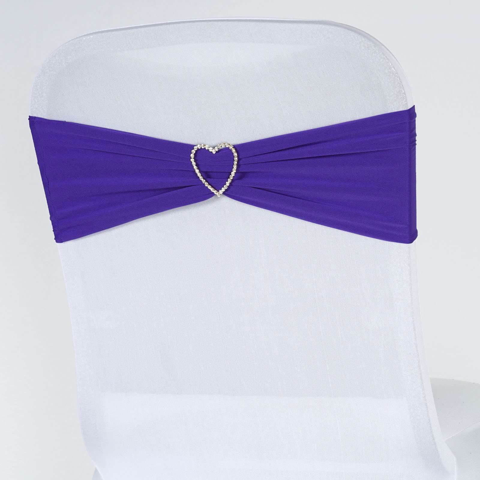 purple chair sashes for weddings potty chairs adults 5 pcs wholesale spandex stretch sash catering wedding 5pc x