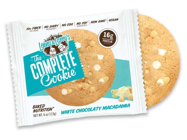 complete cookie-snack-protein-on the go