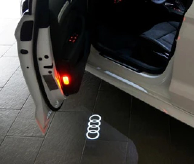 Audi Welcome Light Projector Fits All Models