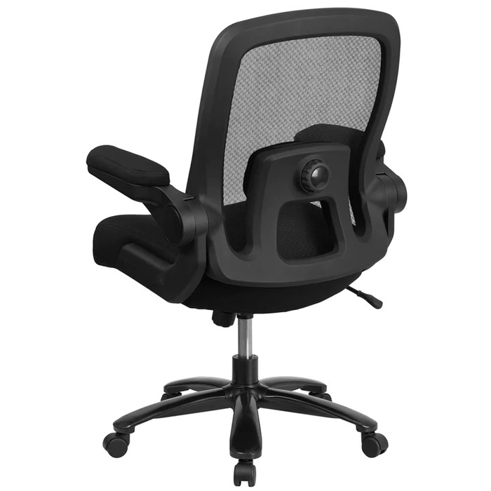 tall swivel chair ergonomic evaluation form 500 lb rated big black mesh executive with leather seat and