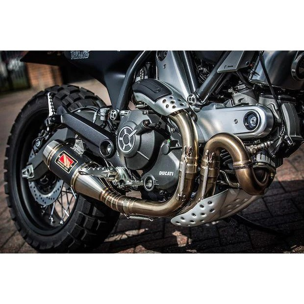 Competition Werkes Slip On Exhaust