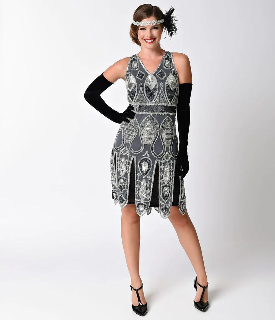 1920S-Style Flapper Dresses