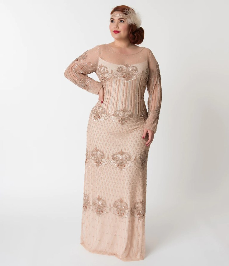 1920s Style Dresses, 20s Dresses