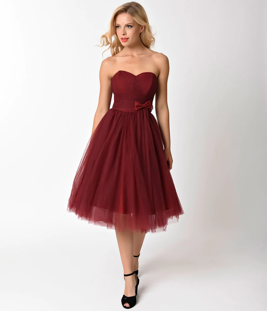 Vintage Evening Dresses And Gowns- 1920s 1960s