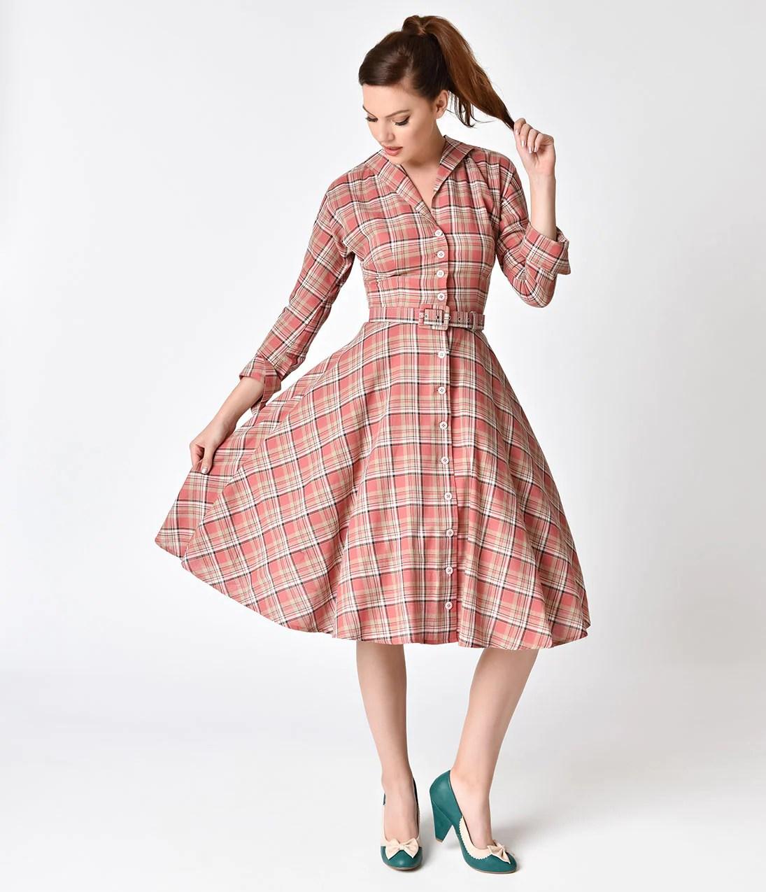 94e16e21e78 ... Shirt Over It 1950s Style Dresses Classic ...