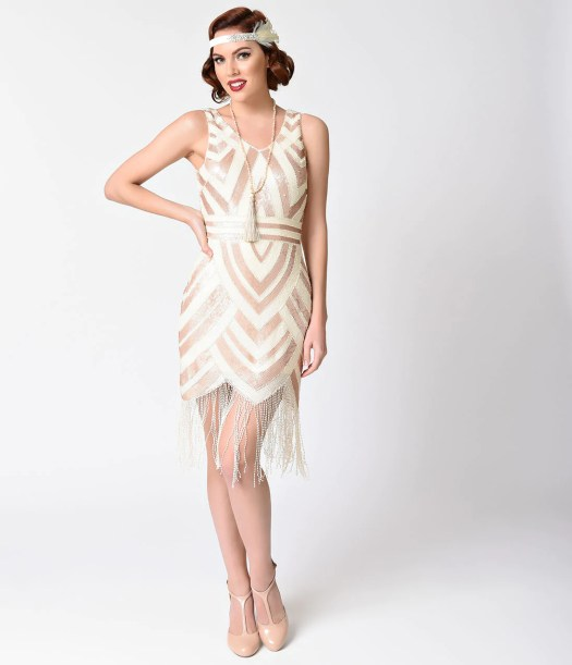 1920's Style Dresses: Flapper Dresses to Gatsby dresses
