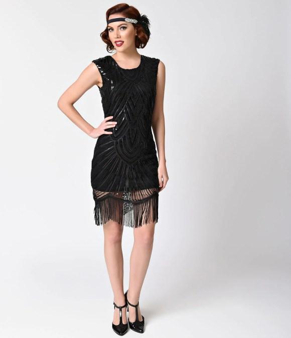 1920s Flapper Dresses & Quality Flapper Costumes