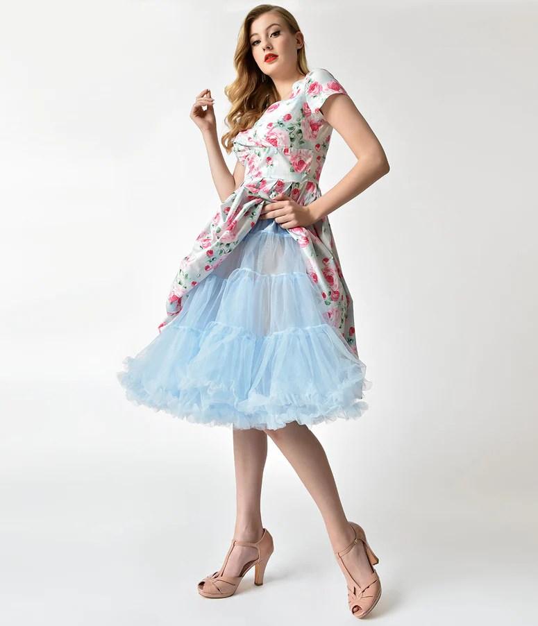 vintage petticoats crinoline slips