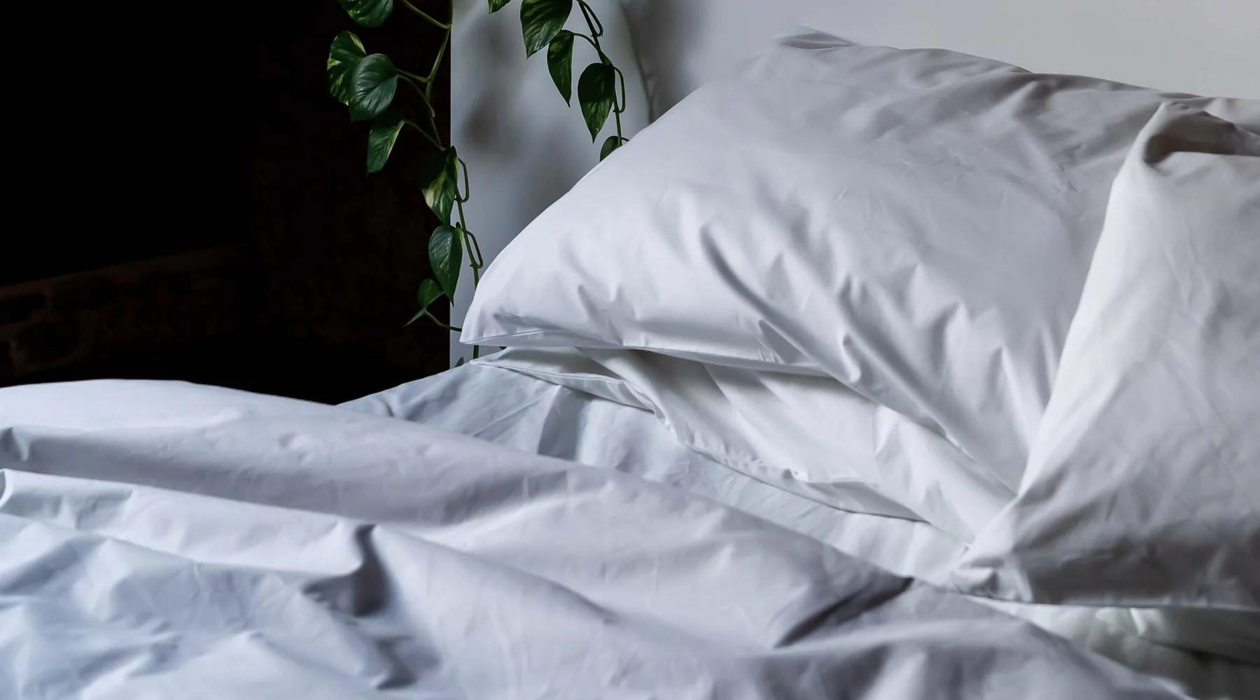 a minimalist bedroom design