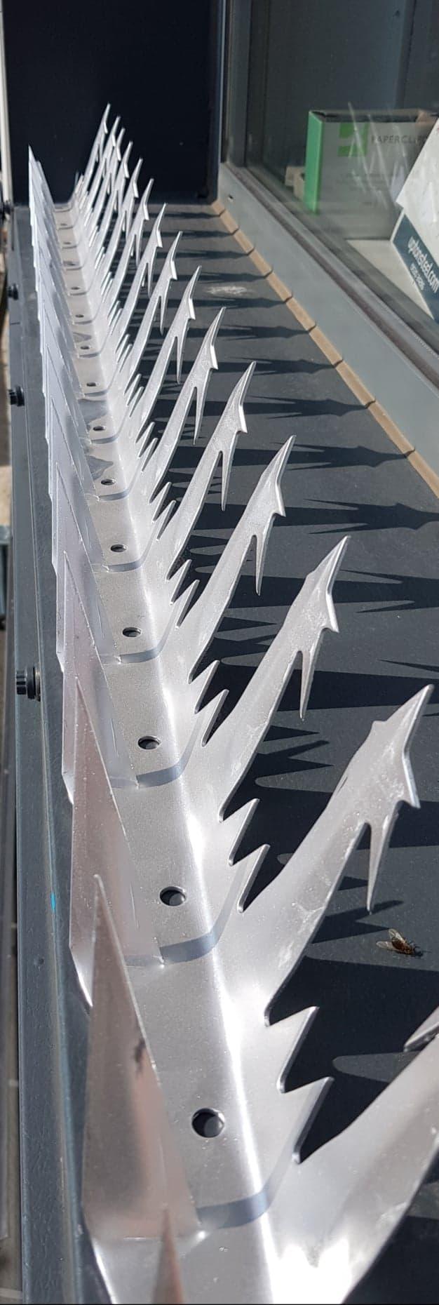 Heavy Duty Concertina Razor Wire Galvanised Razor Wire