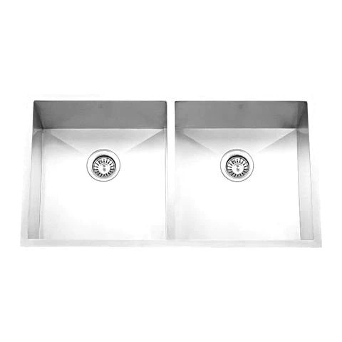 square kitchen sink tile backsplash hana e designer under mount 32 x 19 10