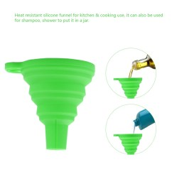 Kitchen Funnel Dog Proof Trash Can Collapsible Missin In Your