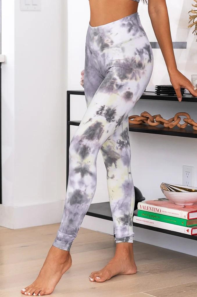 Positive Energy Active Legging - Grey