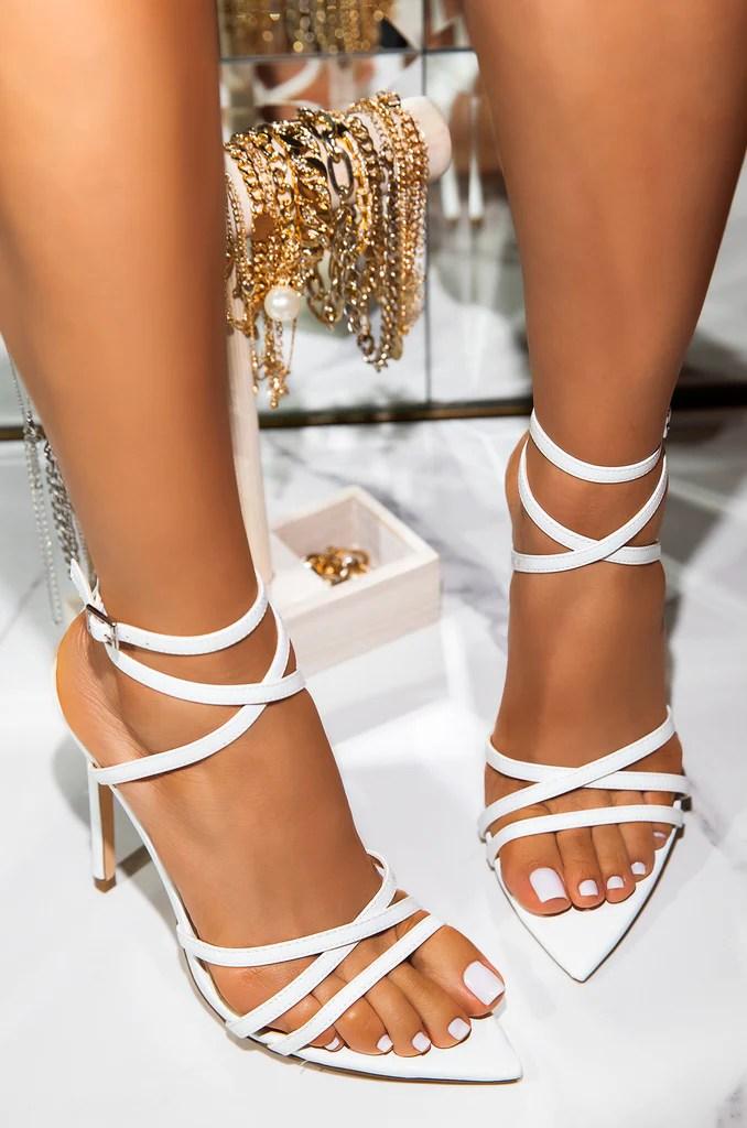 Polished - White