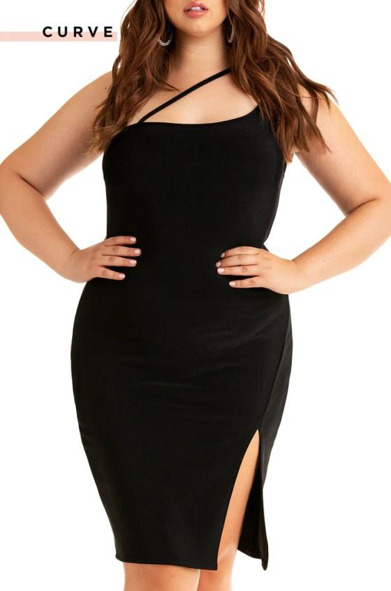 Dream Lover Dress - Black 5