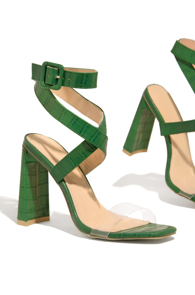 New Woman - Green