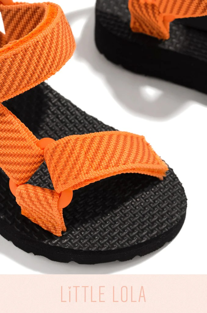 Kenzie - Orange