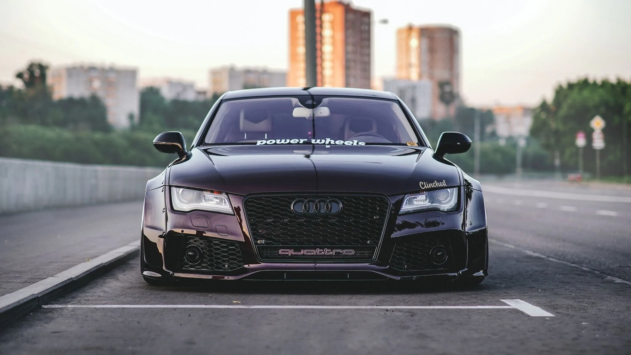 clinched flares widebody kit