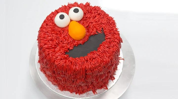 Blog Tagged Elmo Cake Flavourtown Bakery